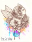 Orchid by Bea-Gonzalez