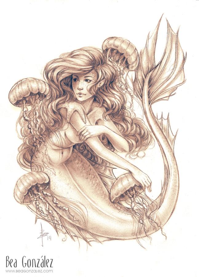 Jellyfish by Bea-Gonzalez