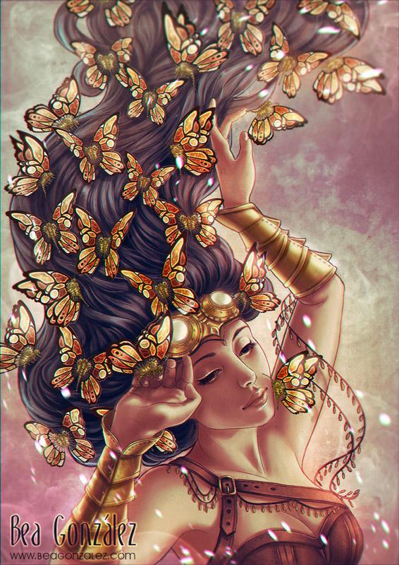 Mechanic Butterflies.