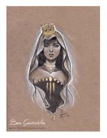 Queen by Bea-Gonzalez