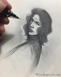Kylo Ren by Bea-Gonzalez