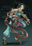 Talim - soul calibur III -