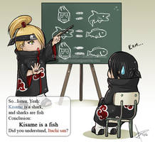 Conclusion: Kisame is a Fish