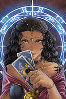 Tarot by Bea-Gonzalez