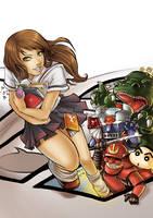 XII Salon del manga de BCN by Bea-Gonzalez