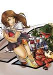 XII Salon del manga de BCN