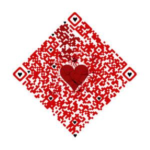 QR Code of LOVE