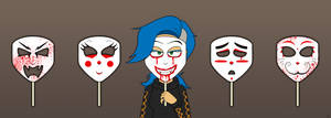Goretober: Masks