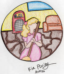 Stained Glass Patty