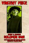 Vincent Price is Solomon Kane