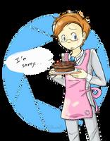 'I'm Sorry...' by Katfuzzmunchkin