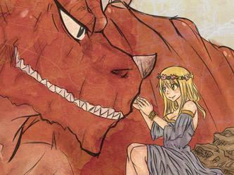 Nalu Week - Fairy Tale by Karokitten-chan