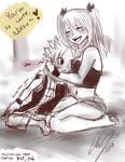 NaLu- doodles chapter 345/346