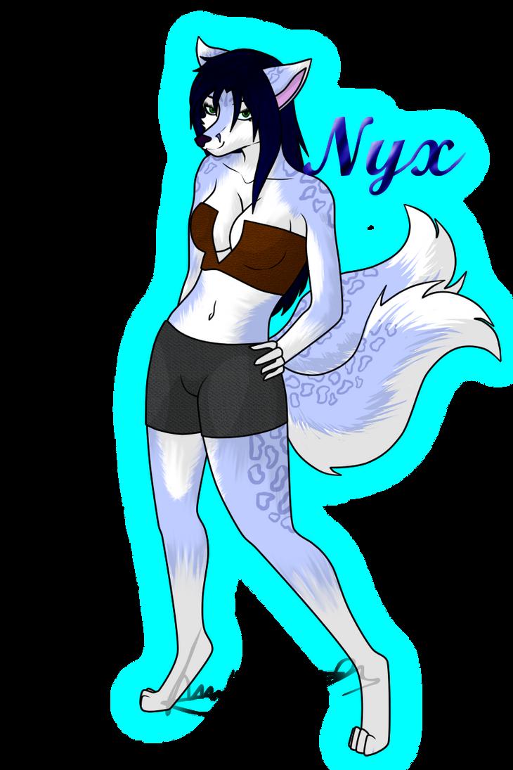 OC: Nyx by Aurora-Wolfe