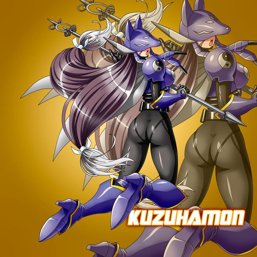 Kuzuhamon by Maximilian-Destroyer
