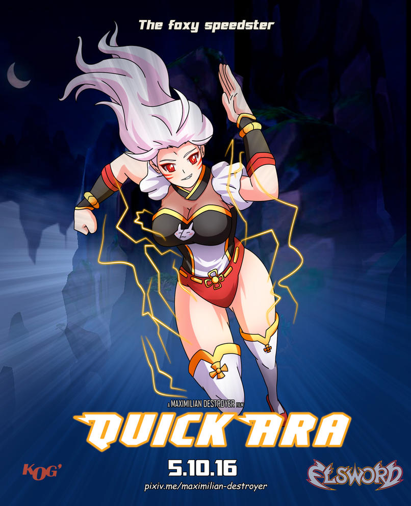 Quick Ara by Maximilian-Destroyer