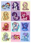 squishy ponies