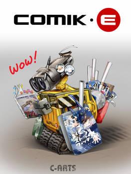 WALL-E and COMIKE