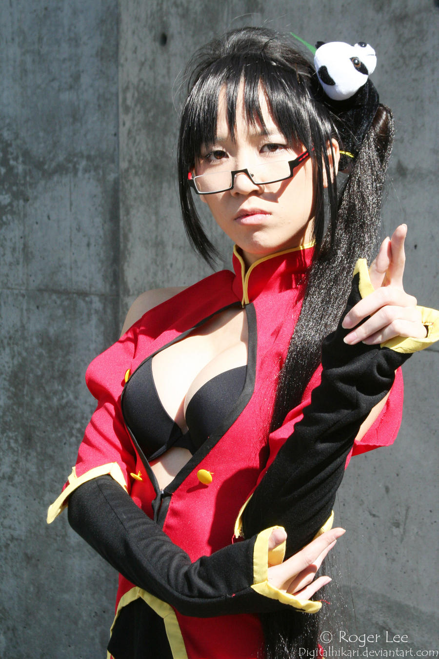 Litchi Faye Ling Cosplay by VampBeauty on DeviantArt