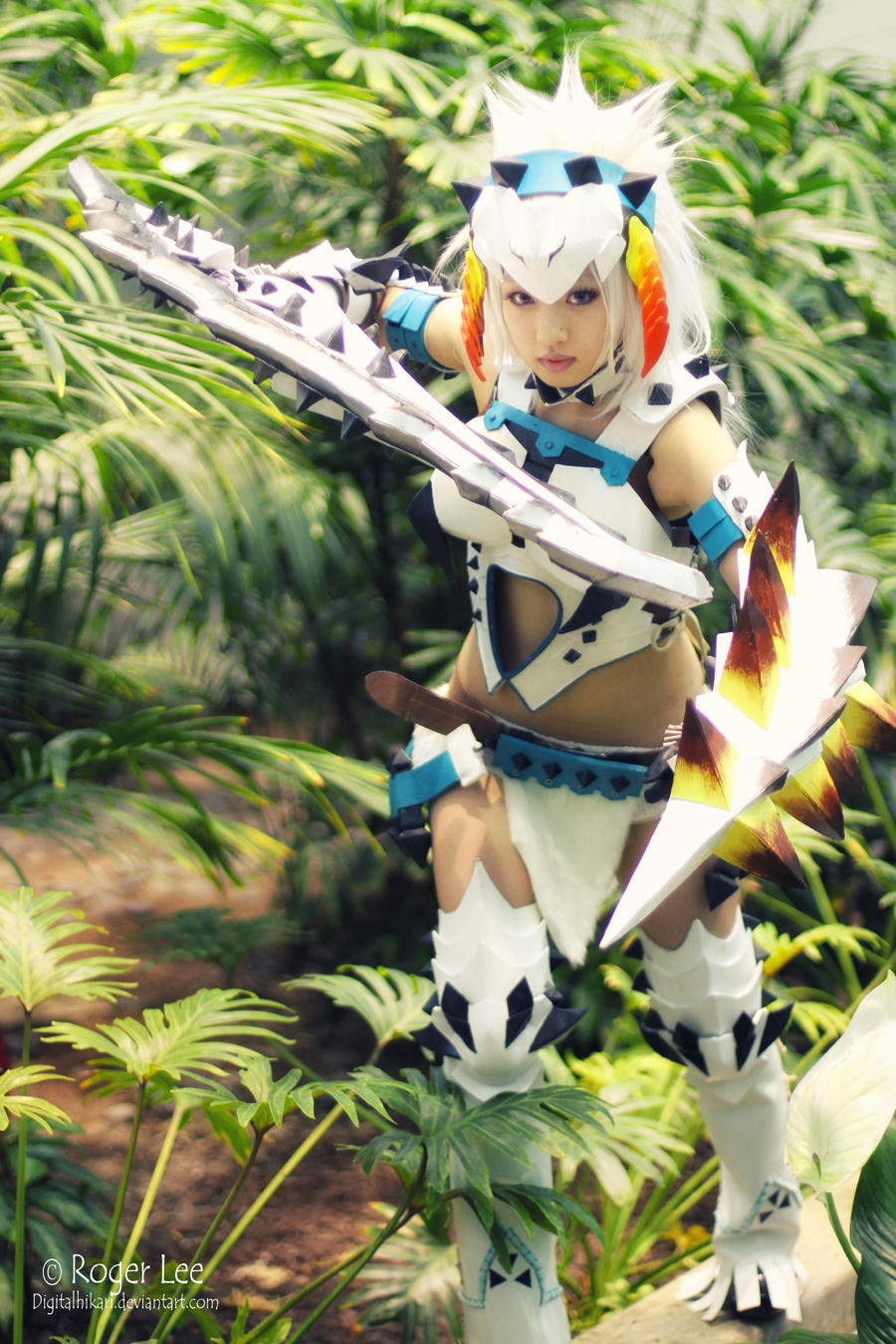 Monster Hunter Barrioth 2 by DigitalHikari