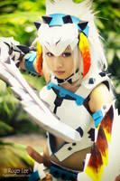 Monster Hunter Barrioth by DigitalHikari