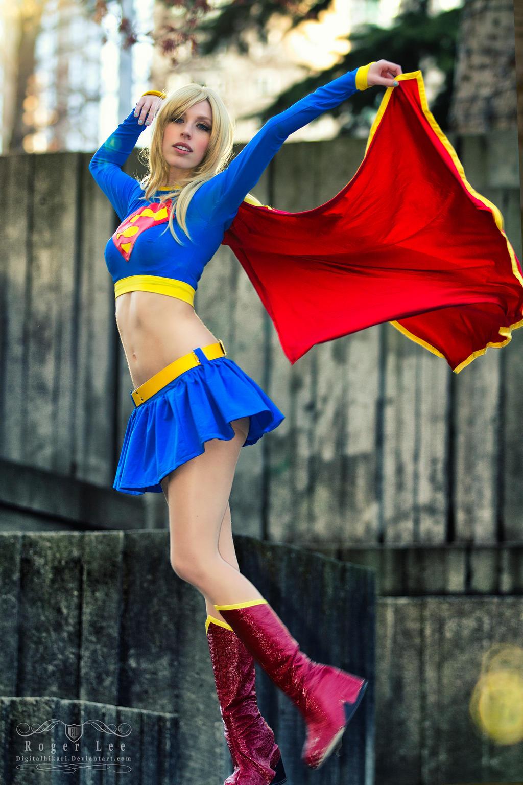 Supergirl - Kara Zor-El by DigitalHikari