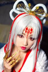 Princess Hinoto 2 by DigitalHikari