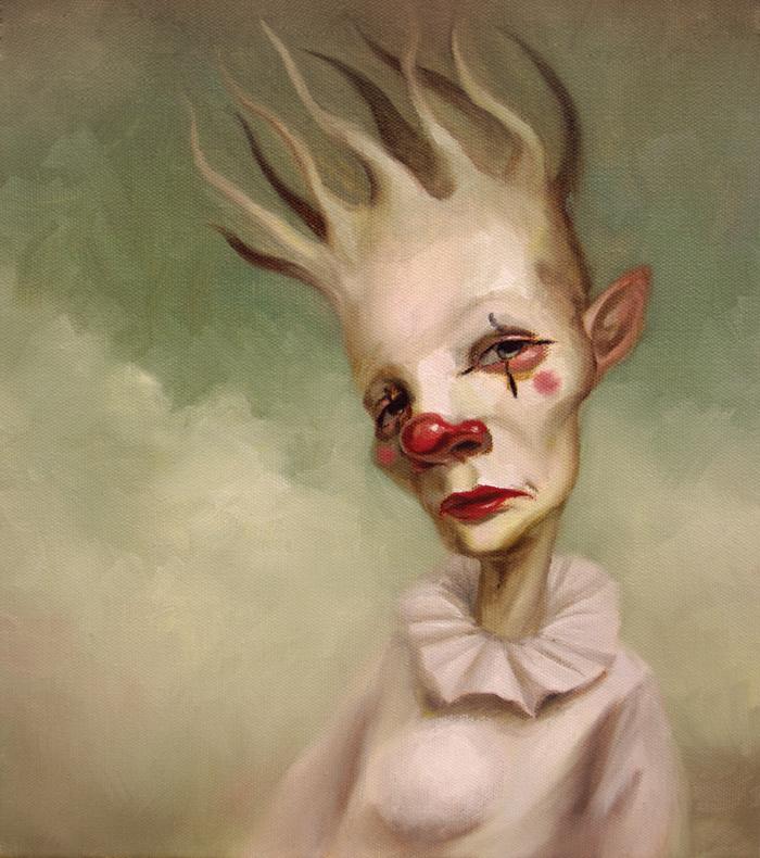 Wisdom And Folly James Dean Art by James-Dean-artist
