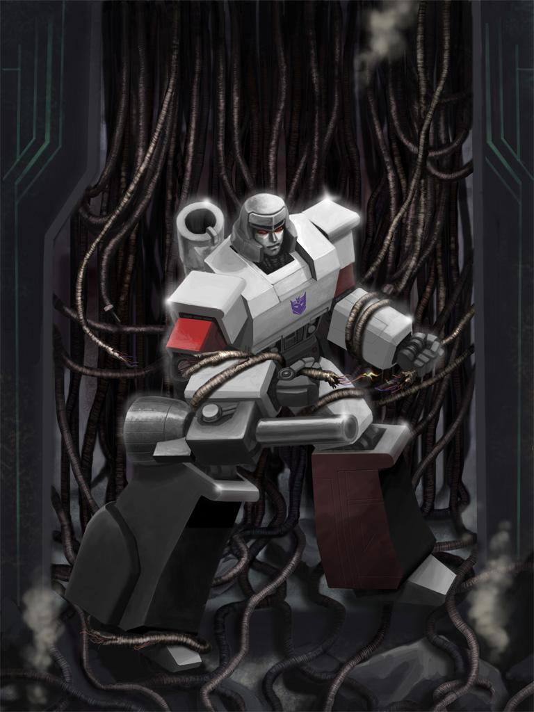 Megatron by sakuranez