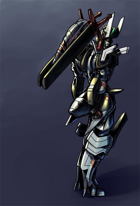 [Pro Art et Fan Art] Artistes à découvrir: Séries Animé Transformers, Films Transformers et non TF - Page 6 Sg_elita_one_by_sakuranez-d4f1ng0