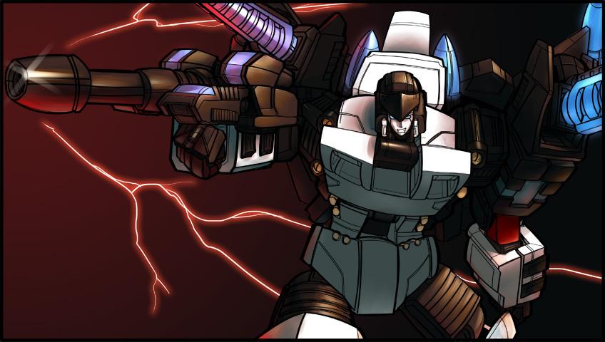 [Pro Art et Fan Art] Artistes à découvrir: Séries Animé Transformers, Films Transformers et non TF - Page 6 Sg_megatron_by_sakuranez-d4f1nge