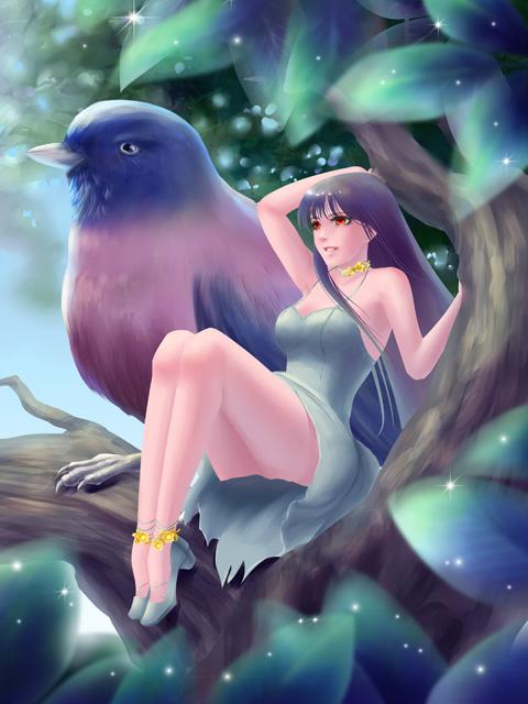 Jaybird by sakuranez