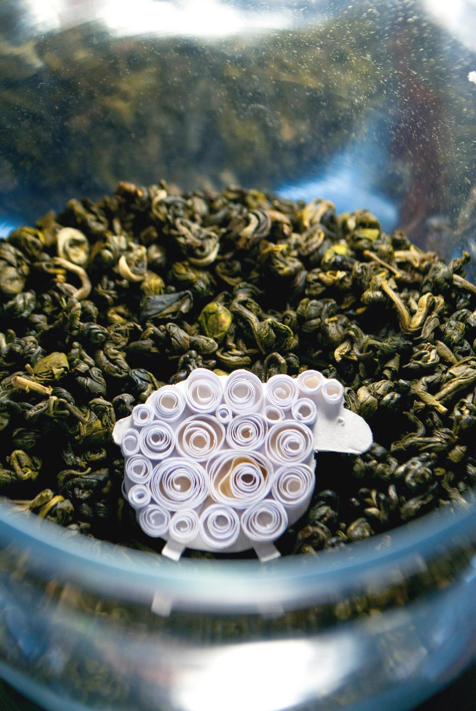 'silver spiral' tea, WEISERHOUSE 2 by ZephyrosWind