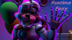 (SFM) Funtime Foxy