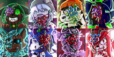 .:Com:. Flowers Icons