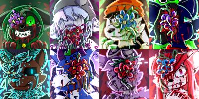.:Com:. Flowers Icons by Bolnie