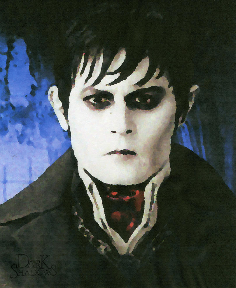 Barnabas Collins 1972! by Lonn4670
