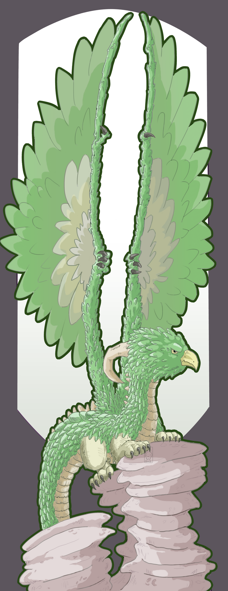 greendragongryphon's Profile Picture