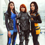 Mass Effect 3 Ladies