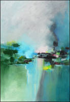 Village bleu 01 2012 by Malahicha