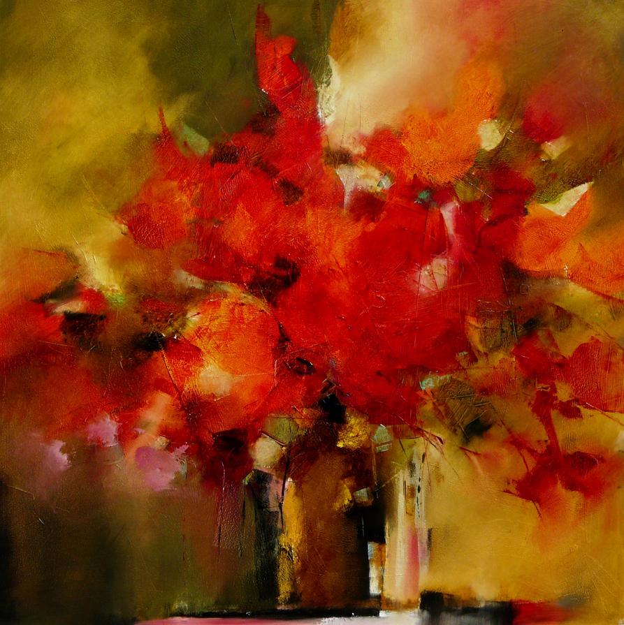 20815 Bouquet 80x80 by Malahicha