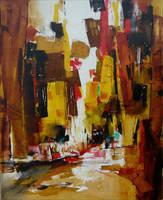 NYC impressions by Malahicha