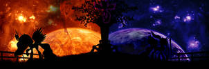 Fire, Dark and Dawn by ALMarkAZ