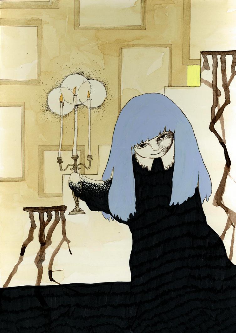 Midnight by Baronpotato
