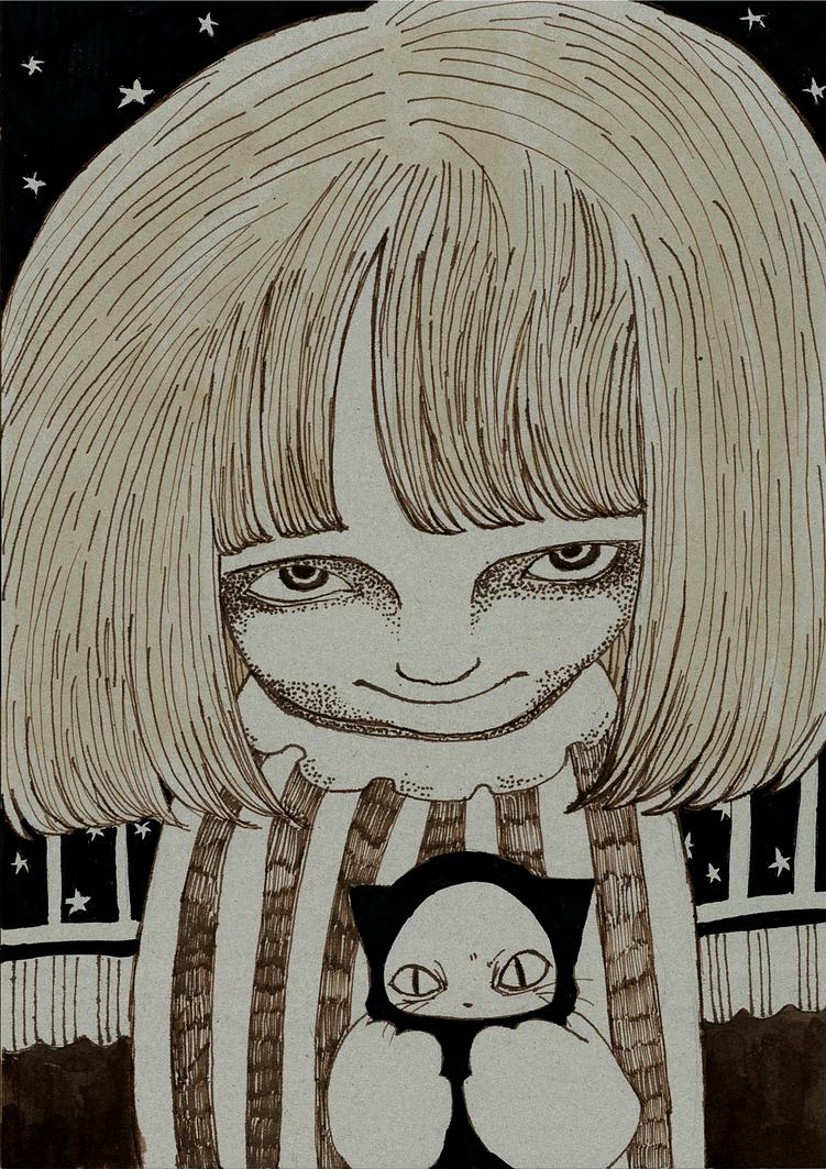 Insomnia by Baronpotato