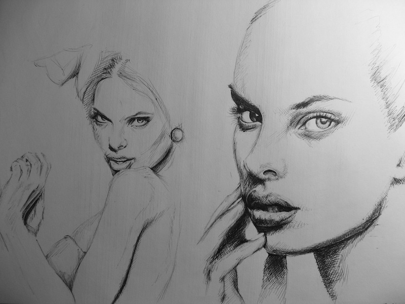 Sketches 2012.11.12 by gmar1k
