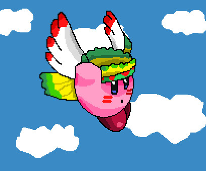 Wing Kirby in the Sky by RTZF