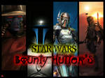 STAR WARS - Bounty Hutter's