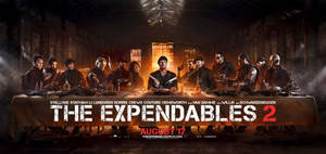The Expendables 2 - last 1