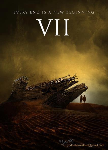 STAR WARS VII -02 by StarkilerOmega